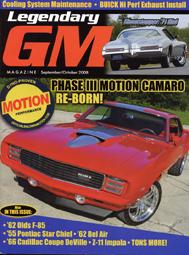 Legendary GM
